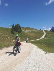 movement trail, e-biking, alta bad