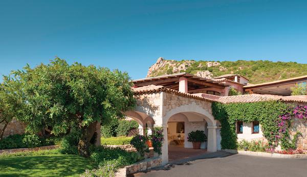 Relais Villa del Golfo hotel, Sardinia