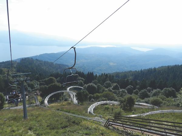 Mount Mottarone, Italy