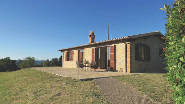 Casa Giomici, Umbria