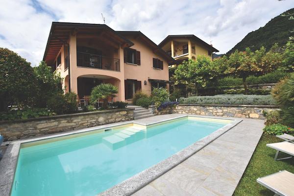 Ossuccio villa, Lombardy