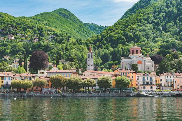 Luino, Italy