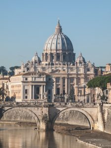 St Peter's Basilica (photo by iStock)