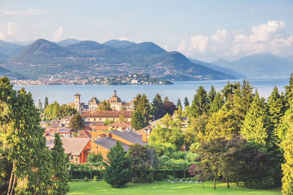 Stresa, Maggiore, Italy
