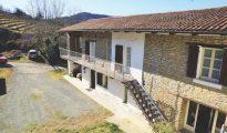 Castino house, Piedmont