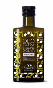 Fruttato Medio Peranzana olive oil