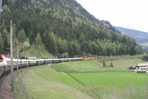 Orent Express, Italy