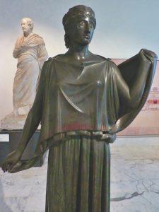 Danaiades in Naples museum
