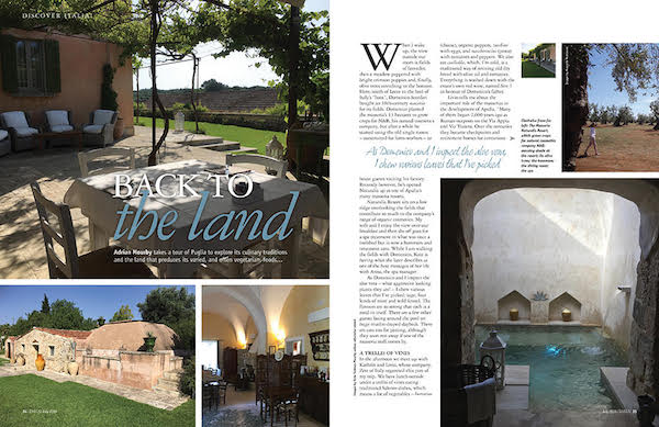 Italia! issue 176 puglia article