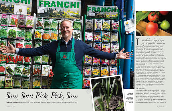 Italia! issue 176 seeds of italy article