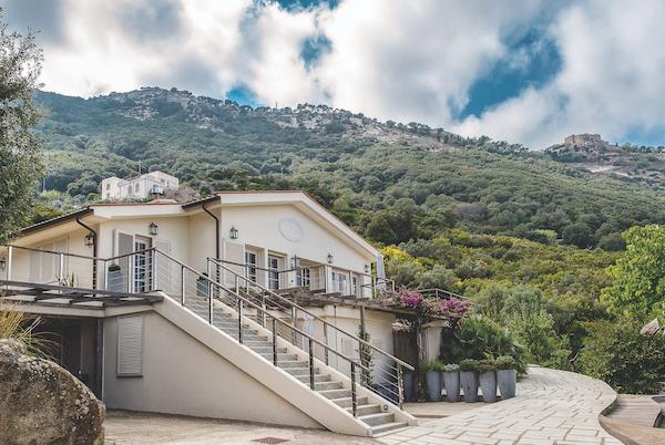 Villa Giglio, Tuscany