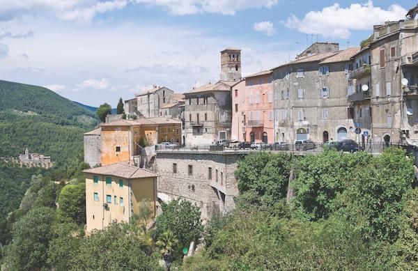 Narni, Umbria
