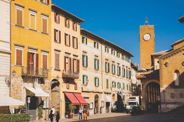 Orvieto, Umbria