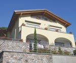 Domaso apartment, Lombardy