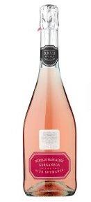 San Leo Nerello Mascalese Garganega vino spumante Rosé