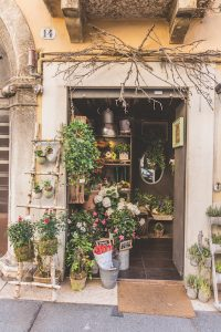 One of the city's picture-perfect shops