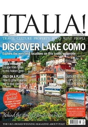 Italia! issue 177 cover