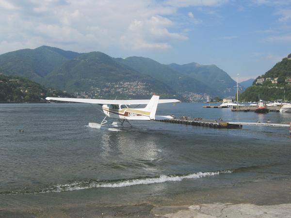 idrovolante, Lake Como