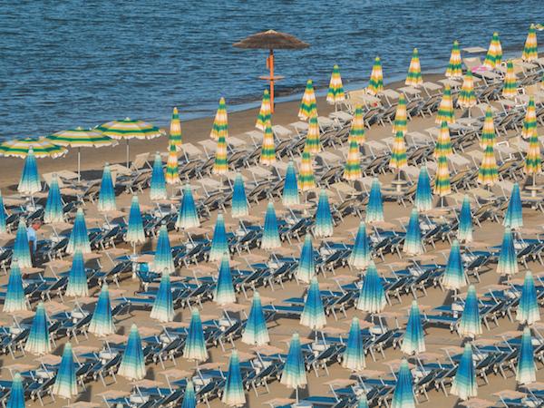 Gatteo a mare, Italian beaches