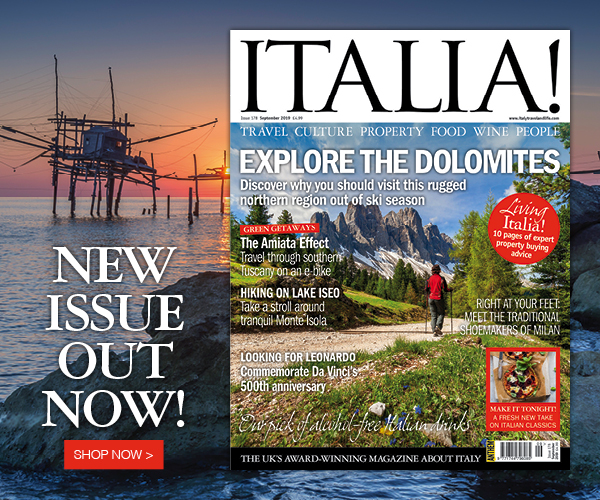 Italia! 178 - new issue on sale now!