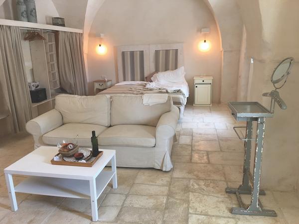 Hotel Masseria Le Carrube