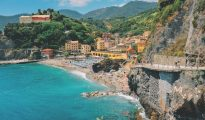 Monterosso al Mare in the sunshine