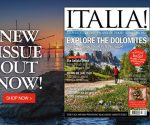 Italia! magazine issue 178 is on sale now!