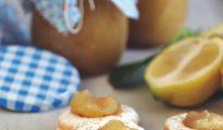 lemon marmalade preserve