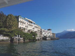 Grand Hotel Cadenabbia, Lake Como