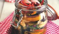 spicy vegetables preserve