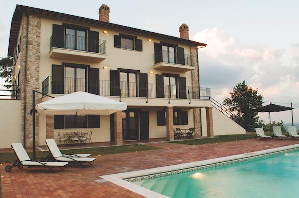 Villa Belvedere, Abruzzo
