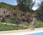 Casa San Quirico, Le Marche