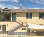 Villa San Patrizio, Le Marche