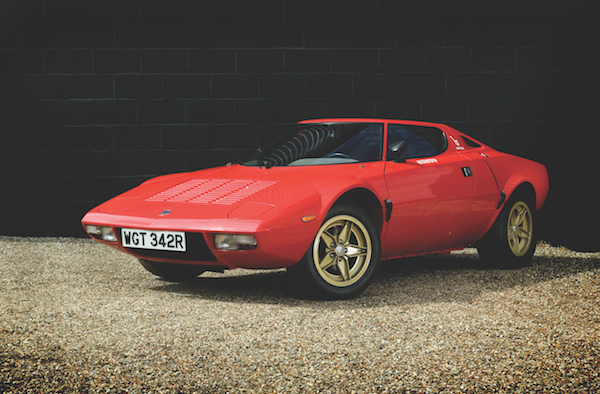 Lancia Stratos For Sale >> Drive Italia: Lancia Stratos - Italy Travel and Life ...