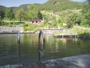 Lüsen Lake