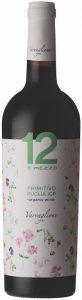12e Mezzo Organic Primitivo, Varvaglione, IGT Puglia
