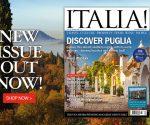 Italia! magazine issue 180 is on sale now!