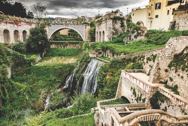 Waterfall Tivoli