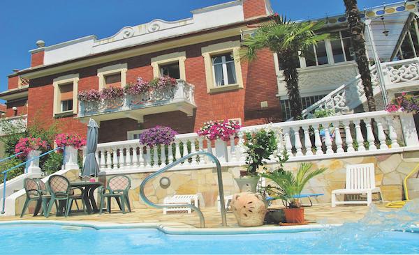 Mombercelli villa