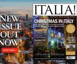 Italia! magazine issue 181 is on sale now!