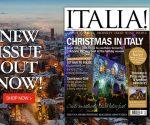 Italia! magazine issue 181 is on sale now!