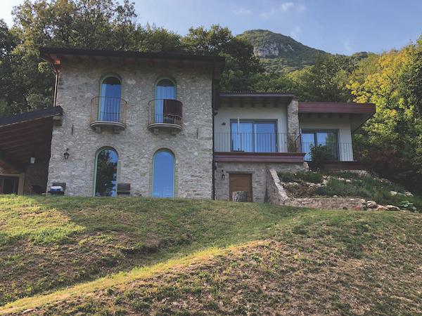 Rustic villa, Lombardy