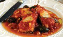 Salt cod Neapolitan-style
