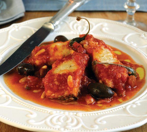 Salt cod Neapolitan-style - Baccalà