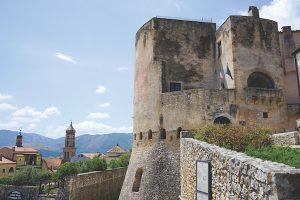 Pandone Castle