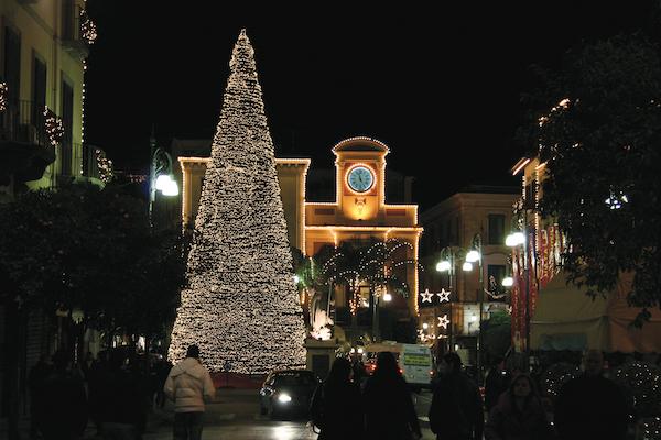 Sorrento at Christmas