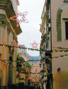 Sorrento shopping street