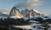mountain Gran Sasso