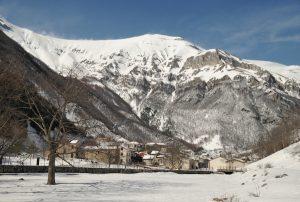 Vettore mountain