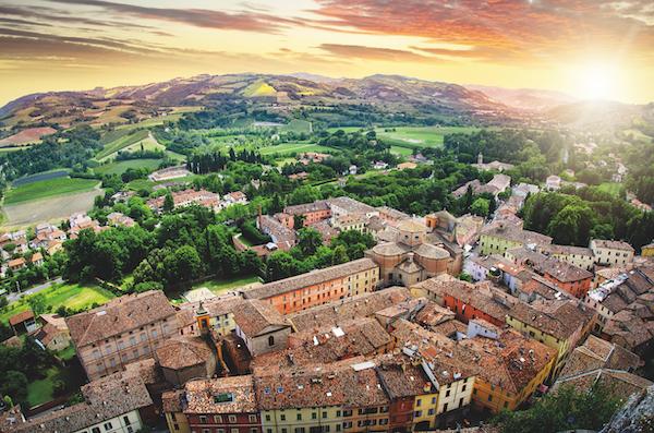 Emilia-Romagna landscape
